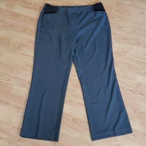 Briggs brown comfort waist dress pants